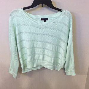 💙BUY 2 GET 1 FREE💙 Mint green sweater